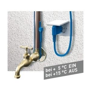 Neu Rohrbegleitheizung aus deutscher Produktion, mit Thermostat  XK22