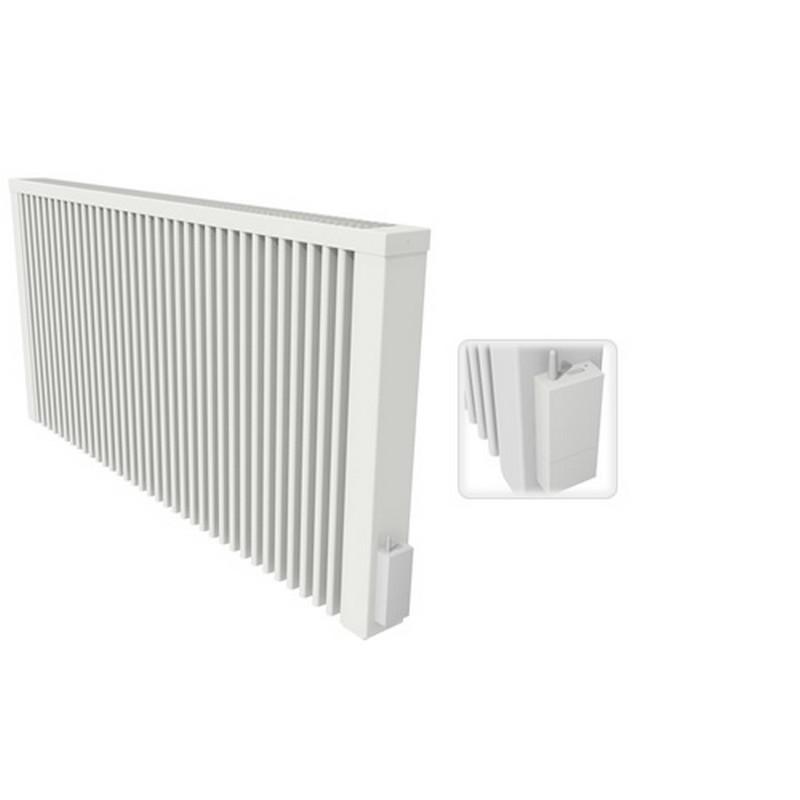 thermotec fl chenspeicherheizung mit funkregler hochverdichteter schamotte f r energiesparendes. Black Bedroom Furniture Sets. Home Design Ideas